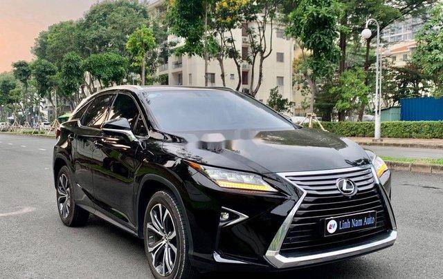Cần bán gấp Lexus RX350 năm sản xuất 2019, nhập khẩu nguyên chiếc1