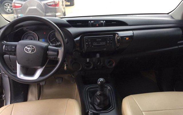 Cần bán xe Toyota Hilux 2.5E MT năm 2015, nhập khẩu nguyên chiếc, giá tốt7