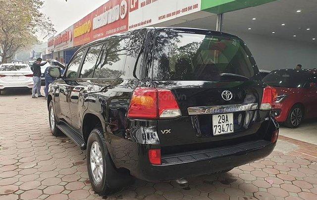 Xe Toyota Land Cruiser đời 2013, màu đen, nhập khẩu 2