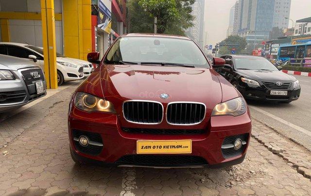 Cần bán xe BMW X6 3.0L sx 20110