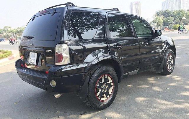 Bán Ford Escape năm 2005, màu đen, nhập khẩu 4