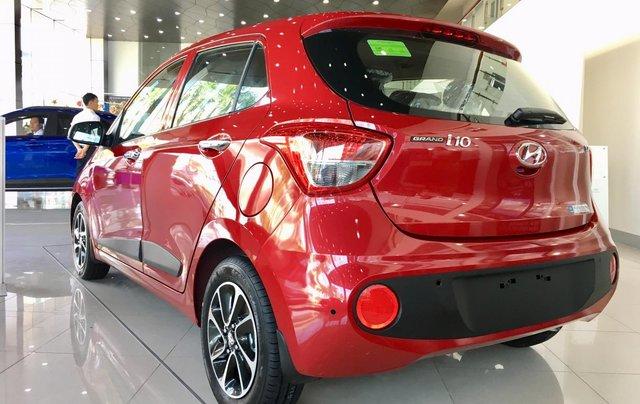 Hyundai Hà Đông: Grand i10 1.2 AT 2021 giá tốt, giao xe trước Tết, hỗ trợ mua trả góp 90% giá trị xe4