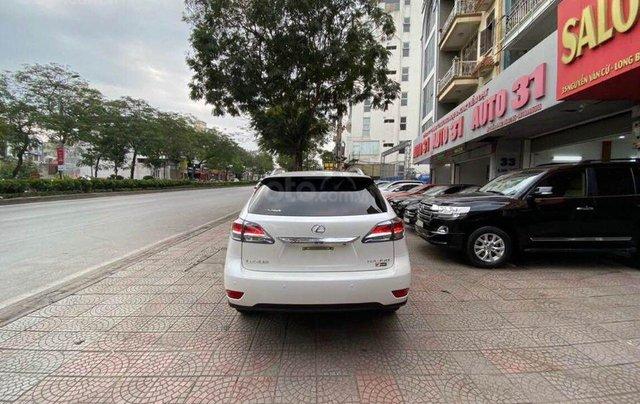 Bán Lexus RX đời 2015, màu trắng, giá tốt4