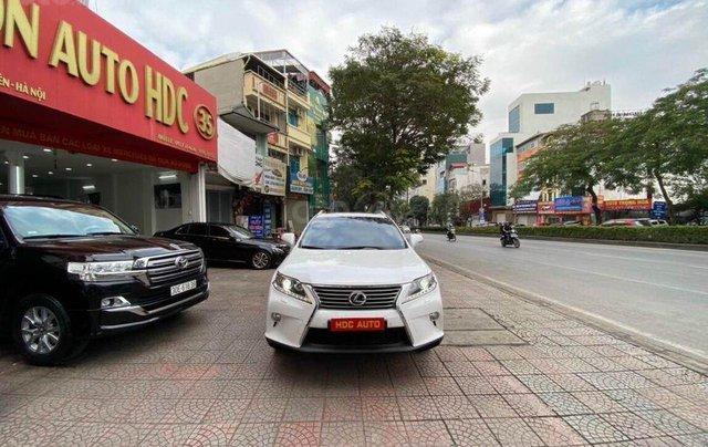 Bán Lexus RX đời 2015, màu trắng, giá tốt3