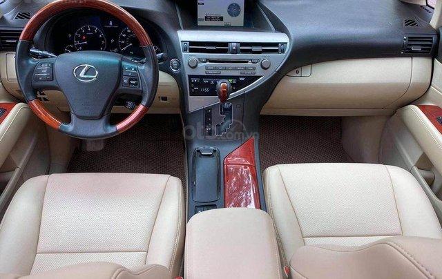 Cần bán gấp Lexus RX sản xuất 2009, màu trắng, giá tốt3