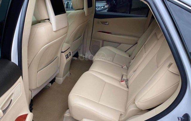Cần bán gấp Lexus RX sản xuất 2009, màu trắng, giá tốt2