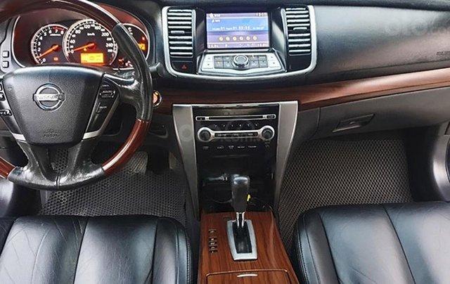 Bán xe Nissan Teana 2.0 AT đời 2010, màu đen, nhập khẩu nguyên chiếc3
