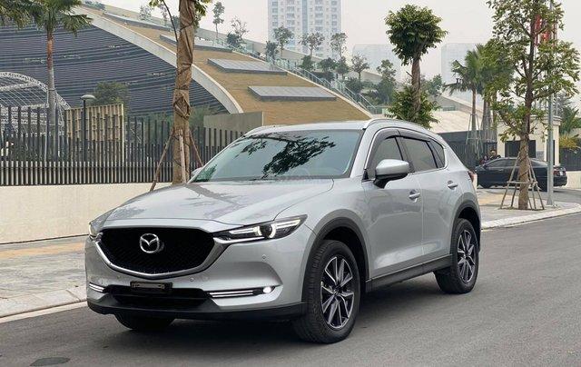 Bán Mazda CX 5 sản xuất 2018, màu bạc, giá cả tốt nhất thị trường0