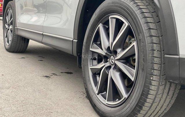 Bán Mazda CX 5 sản xuất 2018, màu bạc, giá cả tốt nhất thị trường1