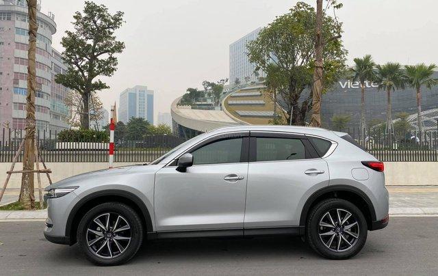 Bán Mazda CX 5 sản xuất 2018, màu bạc, giá cả tốt nhất thị trường2