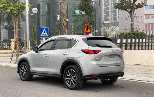 Bán Mazda CX 5 sản xuất 2018, màu bạc, giá cả tốt nhất thị trường5