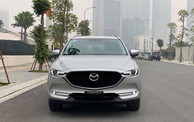 Bán Mazda CX 5 sản xuất 2018, màu bạc, giá cả tốt nhất thị trường4