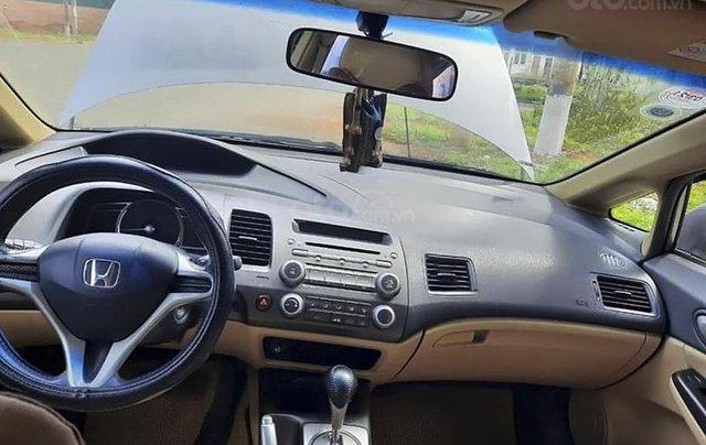 Cần bán gấp Honda Civic 2009, màu xám chính chủ, giá 372tr3