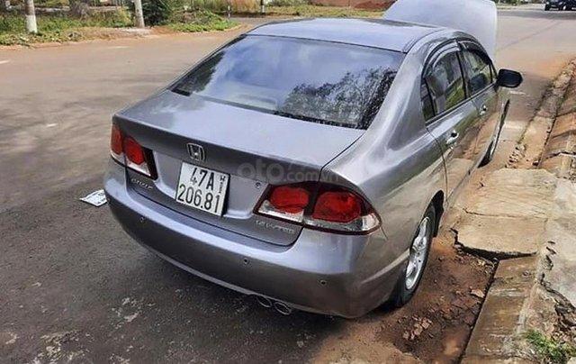 Cần bán gấp Honda Civic 2009, màu xám chính chủ, giá 372tr1