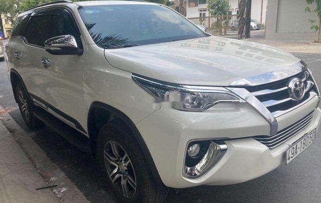 Bán xe Toyota Fortuner sản xuất 2017, xe nhập, giá 890tr1