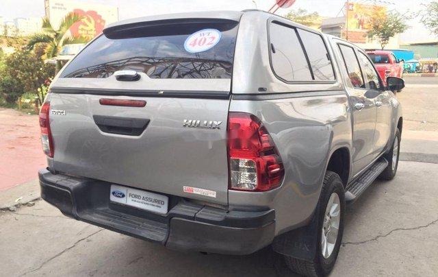 Cần bán xe Toyota Hilux 2.5E MT năm 2015, nhập khẩu nguyên chiếc, giá tốt4