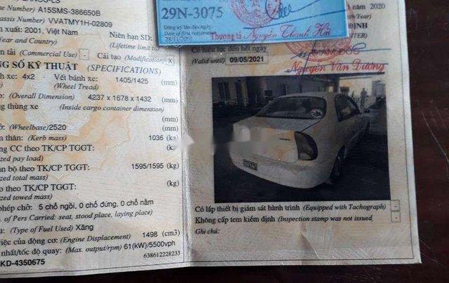 Bán xe Daewoo Lanos sản xuất 2002, giá tốt3