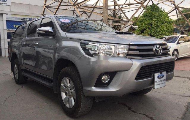 Cần bán xe Toyota Hilux 2.5E MT năm 2015, nhập khẩu nguyên chiếc, giá tốt1