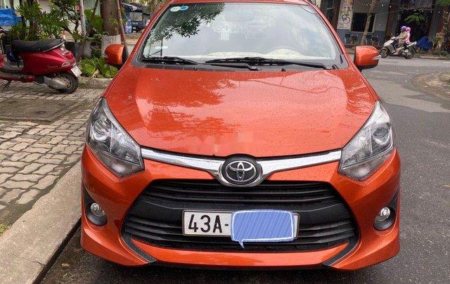 Cần bán xe Toyota Wigo năm 2018, xe nhập còn mới0