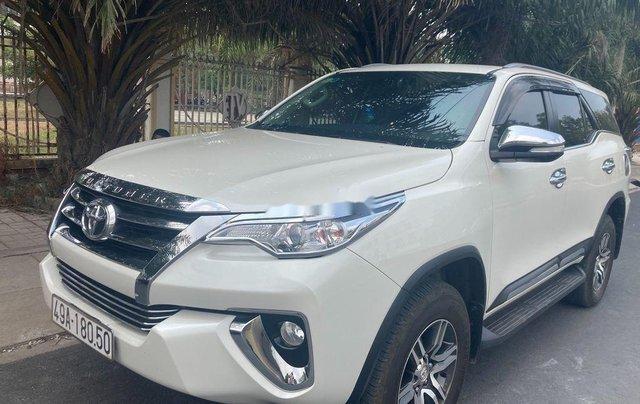 Bán xe Toyota Fortuner sản xuất 2017, xe nhập, giá 890tr4