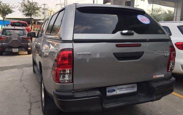 Cần bán xe Toyota Hilux 2.5E MT năm 2015, nhập khẩu nguyên chiếc, giá tốt5