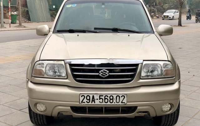 Bán Suzuki Grand vitara sản xuất năm 2003, xe nhập0