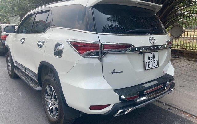 Bán xe Toyota Fortuner sản xuất 2017, xe nhập, giá 890tr3