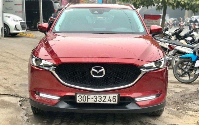 Cần bán xe Mazda CX 5 đời 2018, màu đỏ, biển HN0