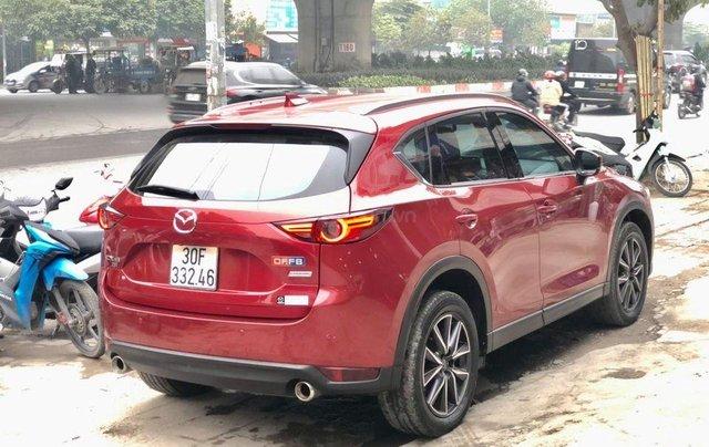 Cần bán xe Mazda CX 5 đời 2018, màu đỏ, biển HN2