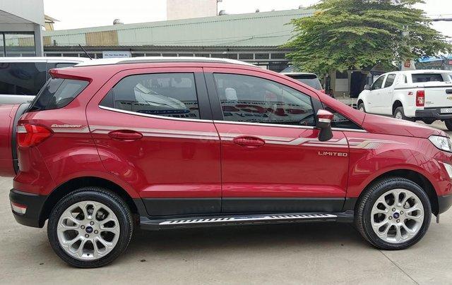Gia đình cần bán Ford EcoSport năm sản xuất 2020, hổ trợ góp NH2