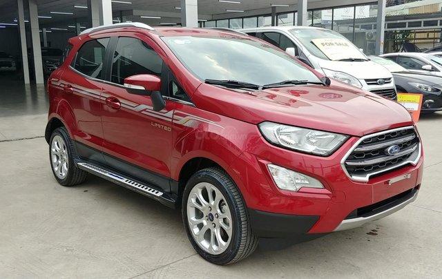 Gia đình cần bán Ford EcoSport năm sản xuất 2020, hổ trợ góp NH1