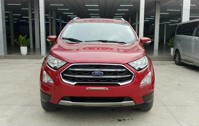 Gia đình cần bán Ford EcoSport năm sản xuất 2020, hổ trợ góp NH0