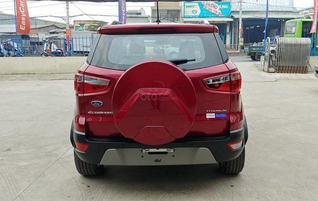Gia đình cần bán Ford EcoSport năm sản xuất 2020, hổ trợ góp NH4