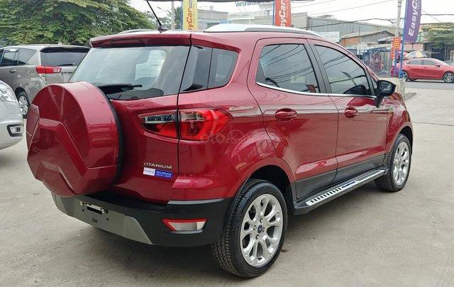 Gia đình cần bán Ford EcoSport năm sản xuất 2020, hổ trợ góp NH3