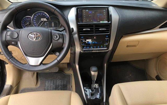 Bán Toyota Vios sản xuất năm 2020, màu đen1
