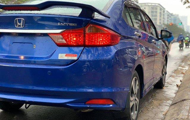 Bán Honda City 2014, màu xanh lam3