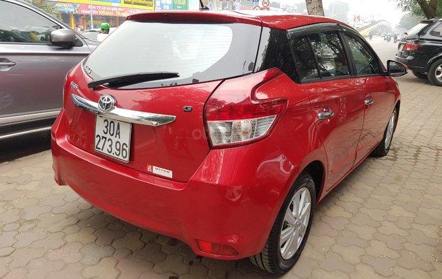 cần bán Toyota Yaris 1.3 2014 đỏ rực rỡ6