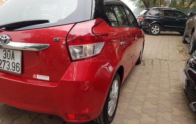 cần bán Toyota Yaris 1.3 2014 đỏ rực rỡ10