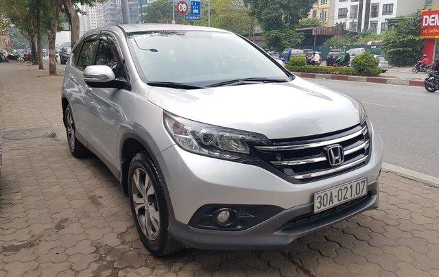 Cần bán Honda CRV 2.4 sản xuất năm 20132