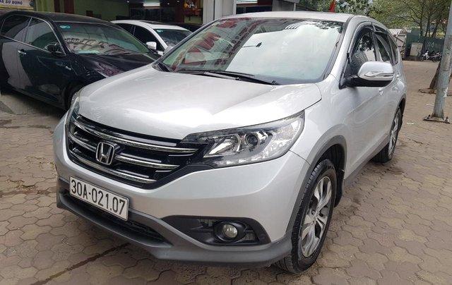 Cần bán Honda CRV 2.4 sản xuất năm 20131