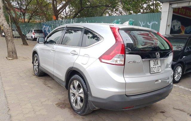 Cần bán Honda CRV 2.4 sản xuất năm 20133