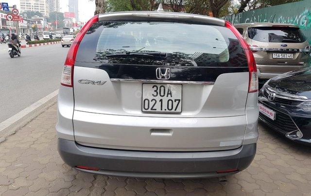 Cần bán Honda CRV 2.4 sản xuất năm 20134