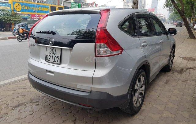 Cần bán Honda CRV 2.4 sản xuất năm 20135