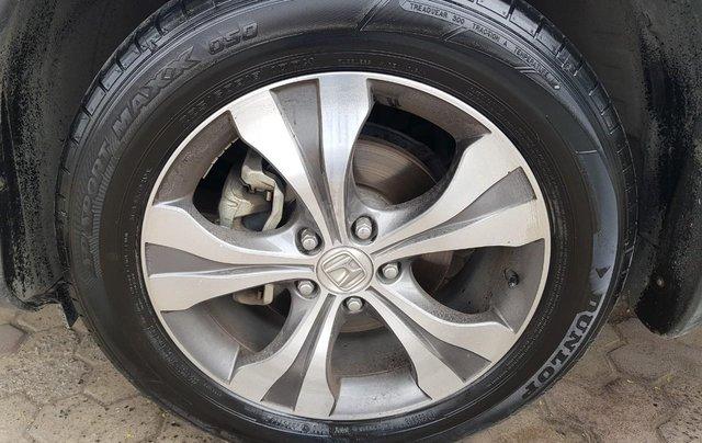 Cần bán Honda CRV 2.4 sản xuất năm 20136