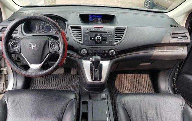 Cần bán Honda CRV 2.4 sản xuất năm 201311