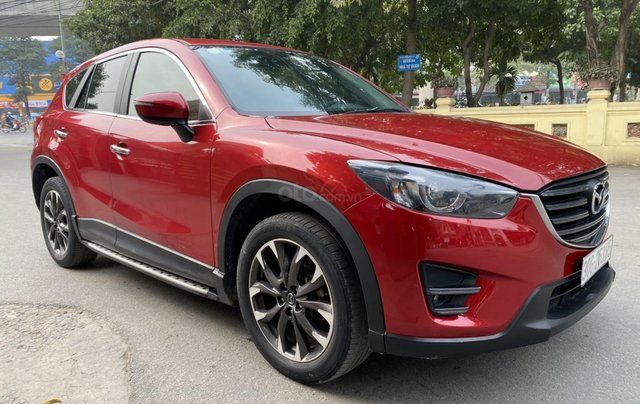[Xe đẹp đón xuân] bán xe Mazda CX 5 sản xuất 2017 xe mới nguyên zin1