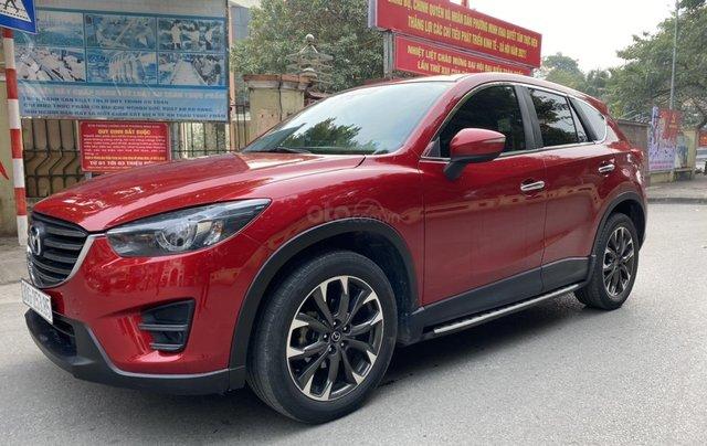 [Xe đẹp đón xuân] bán xe Mazda CX 5 sản xuất 2017 xe mới nguyên zin0
