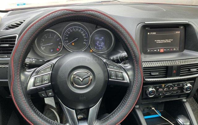 [Xe đẹp đón xuân] bán xe Mazda CX 5 sản xuất 2017 xe mới nguyên zin8