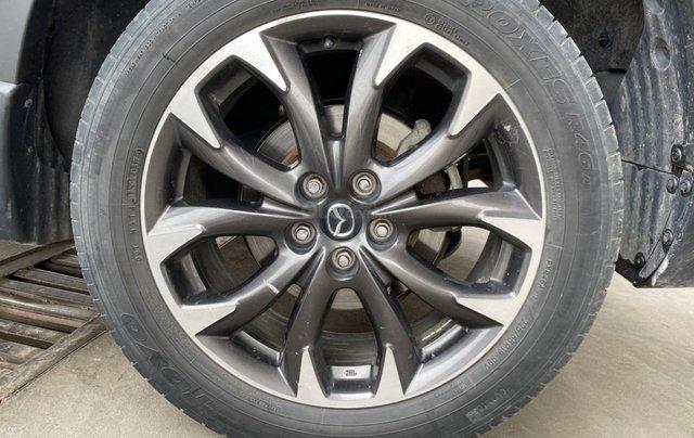 [Xe đẹp đón xuân] bán xe Mazda CX 5 sản xuất 2017 xe mới nguyên zin10