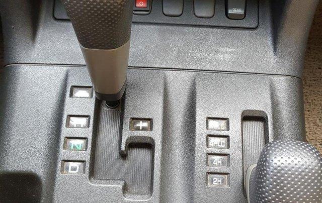 Cần bán xe Mitsubishi Pajero đời 2000, xe nhập2